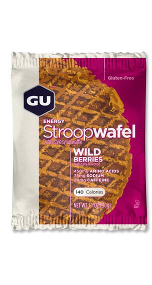 GU Energy StroopWafel Gluten Free Wild Berry 30g